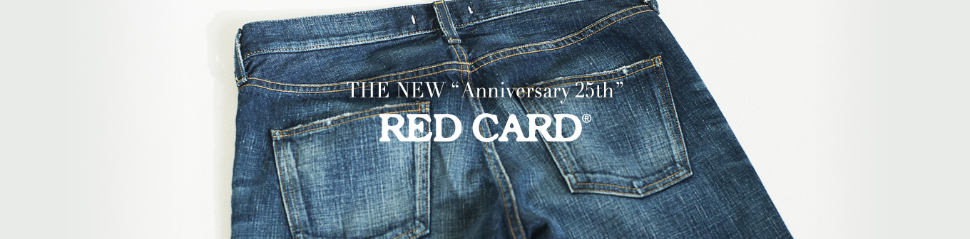 "RED CARD ""Anniversary 25th"""