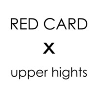 REDCARD x upperhights VERY タイアップ特集